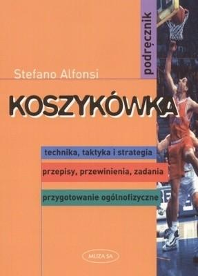 Okładka książki Koszykówka