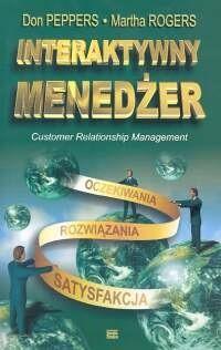 Okładka książki Interaktywny menedżer