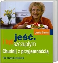 Okładka książki Jeść i być szczupłym