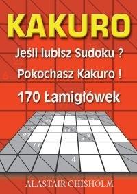 Okładka książki Kakuro