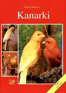 Okładka książki Kanarki