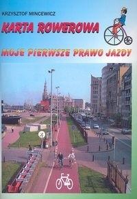 Okładka książki Karta rowerowa. Moje pierwsze prawo jazdy