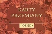 Okładka książki Karty przemiany według Osho