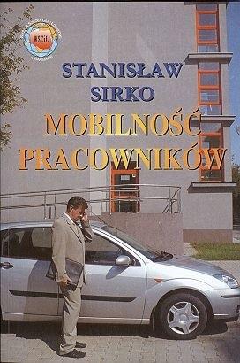 Okładka książki Mobilność pracowników