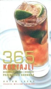 Okładka książki 365 koktajli