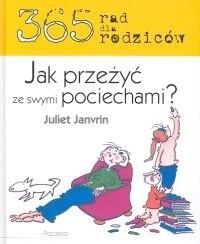 Okładka książki 365 rad dla rodziców