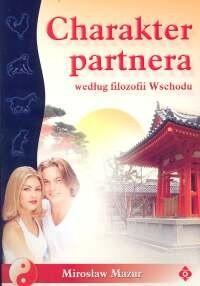 Okładka książki Charakter partnera według filozofii Wschodu