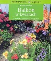 Okładka książki Balkon w kwiatach