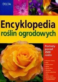 Okładka książki Encyklopedia roślin ogrodowych