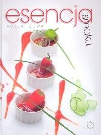 Okładka książki Esencja smaku