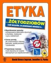 Okładka książki Etyka dla żółtodziobów