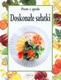 Okładka książki Doskonałe sałatki