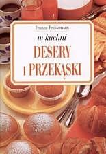 Okładka książki Desery i przekąski