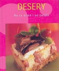 Okładka książki Desery. Na co dzień i od święta