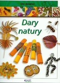 Okładka książki Dary natury