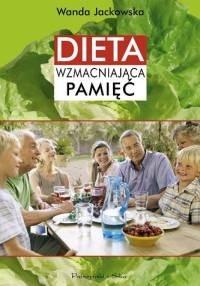 Okładka książki Dieta wzmacniająca pamięć