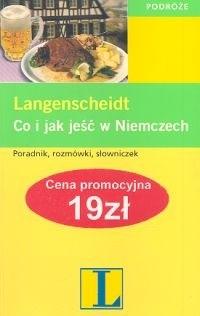 Okładka książki Co i jak jeść w Niemczech