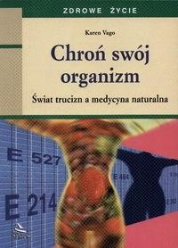 Okładka książki Chroń swój organizm