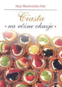Okładka książki Ciasta na różne okazje