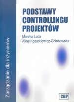 Okładka książki Podstawy controllingu projektów