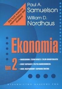 Okładka książki Ekonomia - tom 2