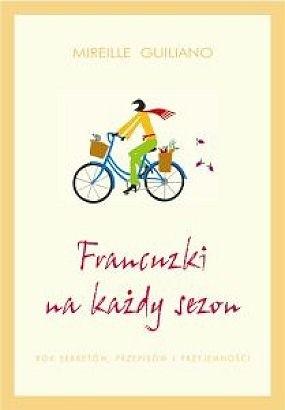 Okładka książki Francuzki na każdy sezon