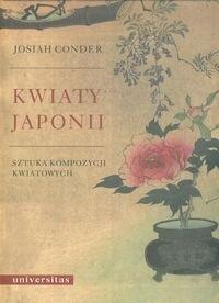 Okładka książki Kwiaty Japonii. Sztuka kompozycji kwiatowych