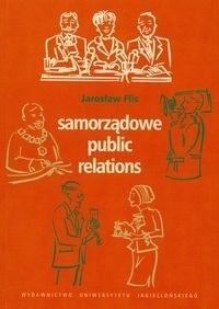 Okładka książki Samorządowe public relations