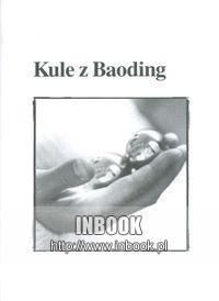 Okładka książki Kule z Baoding - Bodin Helcne