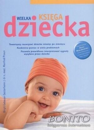 Okładka książki Wielka księga dziecka