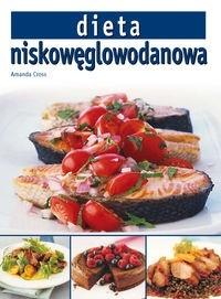 Okładka książki Dieta niskowęglowodanowa