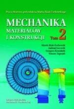Okładka książki Mechanika materiałów i konstrukcji. T. II