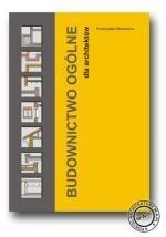 Okładka książki Budownictwo ogólne dla architektów