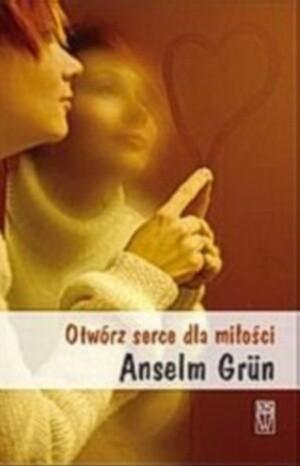 Okładka książki Otwórz serce dla miłości