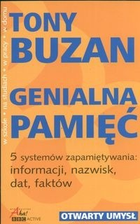 Okładka książki Genialna pamięć