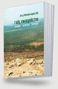 Okładka książki Rady ewangeliczne Teologia, praktyka, formacja&#160,