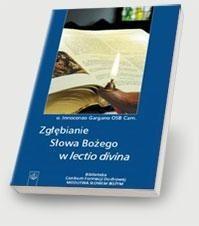 Okładka książki zgłębianie Słowa Bożego w lectio divina