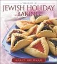Okładka książki Treasury of Jewish Holiday Baking
