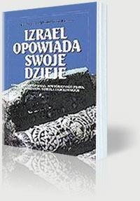 Okładka książki Izrael opowiada swoje dzieje