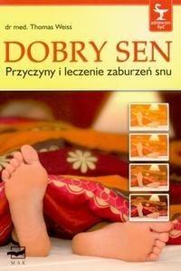 Okładka książki Dobry sen