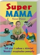 Okładka książki Super MAMA