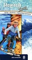 Okładka książki Słowacja zimą. Atlas narciarski