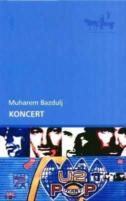 Okładka książki Koncert