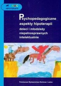 Okładka książki Psychopedagogiczne aspekty hipoterapii