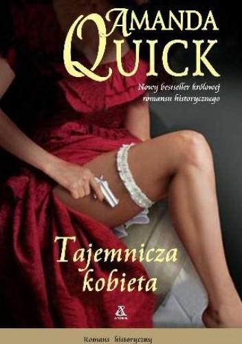 Okładka książki Tajemnicza kobieta