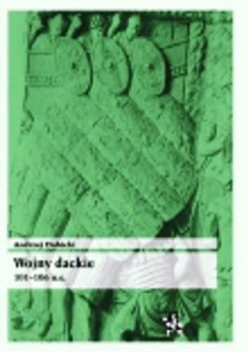 Okładka książki Wojny dackie 101–106 n.e.