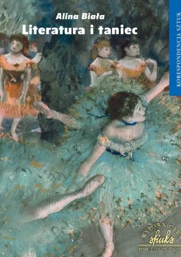 Okładka książki Literatura i taniec