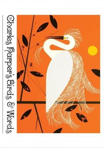 Okładka książki Charles Harper's Birds & Words