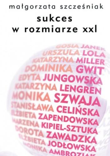 Okładka książki Sukces w rozmiarze XXL