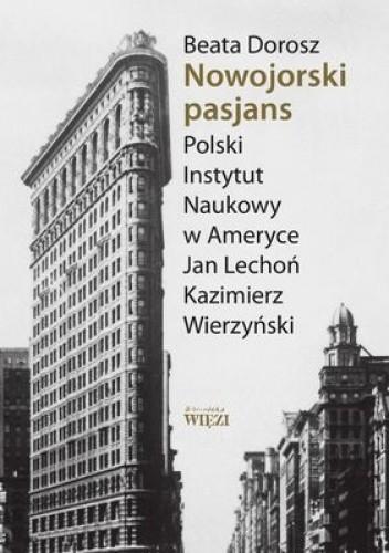 Okładka książki Nowojorski pasjans